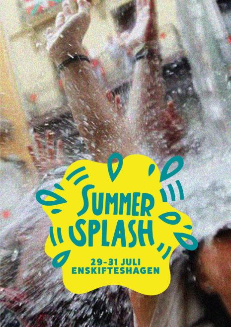 Malmös blötaste vattenfestival: Summer Splash 2016