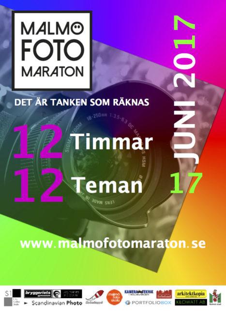 Malmö fotomaraton varar 12 timmar